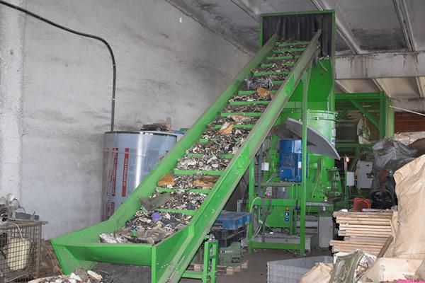 utilaj reciclare